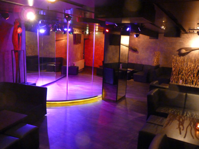 Switzerland night club jobs